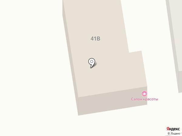 Момент на карте Снегирей