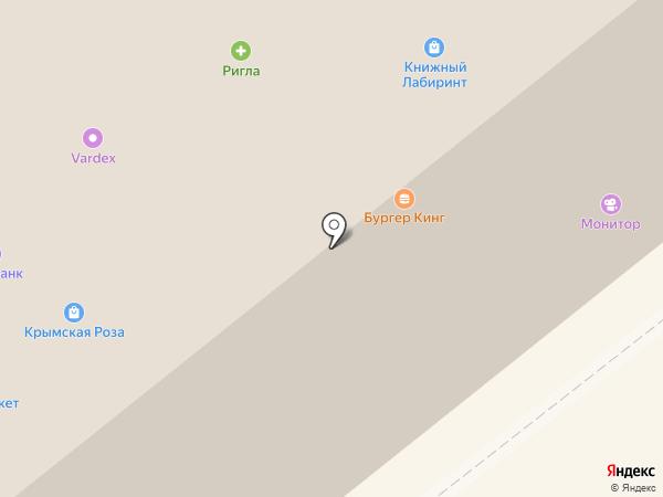 МегаФон на карте Краснознаменска