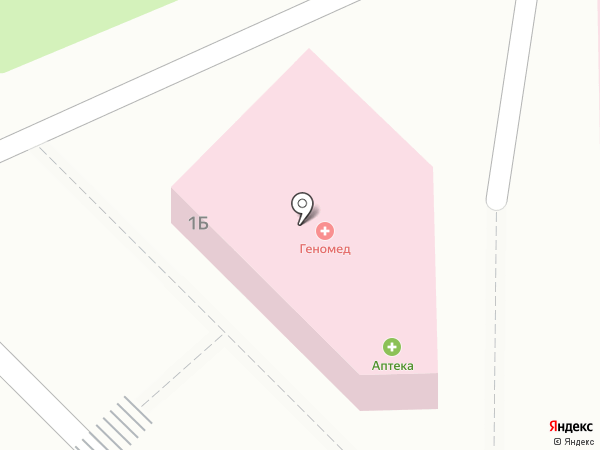 Lux на карте Краснознаменска