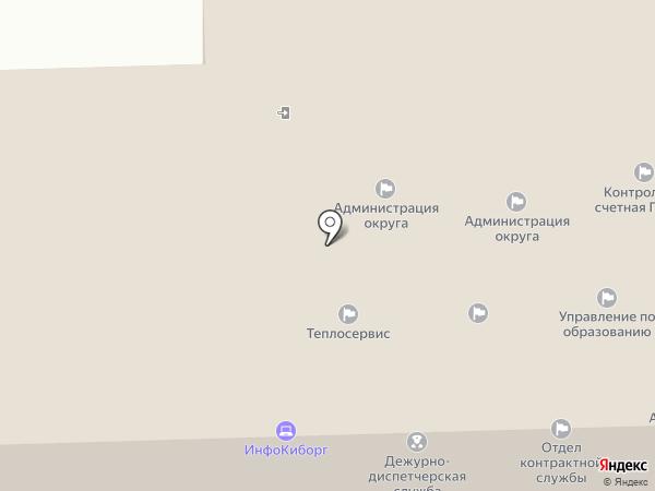 Партнер-Эксперт на карте Краснознаменска