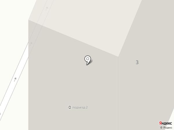 Космическая Гавань на карте Краснознаменска