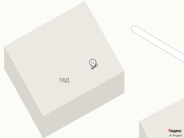 Усадьба Чесноково на карте Чесноково
