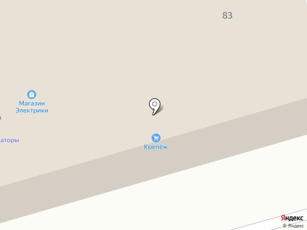 ВИВА ИНЖИНИРИНГ на карте Павловской Слободы