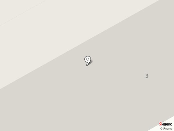 Бест-Новострой на карте Малых Вязёмов