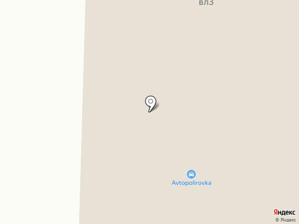 Автосервис на карте Краснознаменска