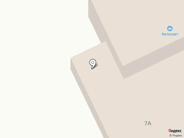 Трансгарант на карте Апрелевки