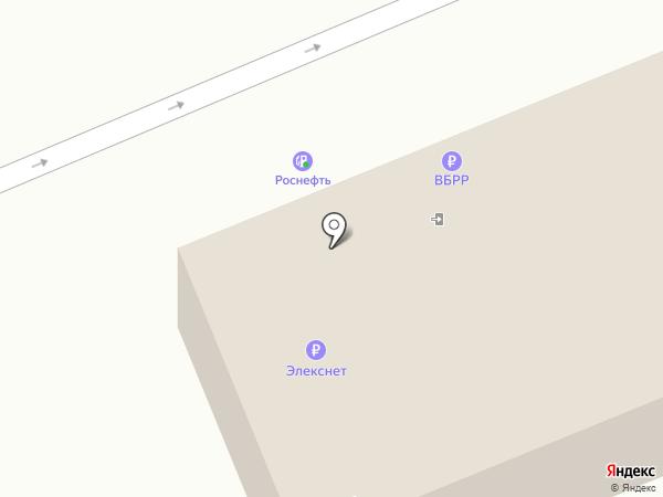 АЗС BP на карте Апрелевки