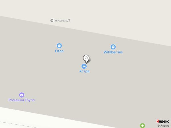 Солнышко на карте Сосен