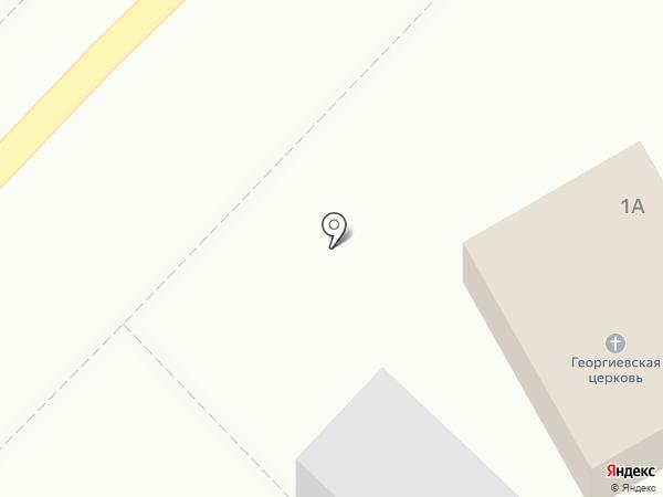 Церковь-часовня Георгия Победоносца, п.г.т. Поварово на карте Поварово