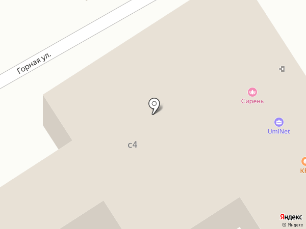 Магазин хозтоваров на карте Поварово