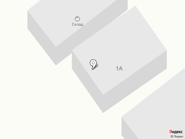 Магазин стройматериалов на карте Поварово