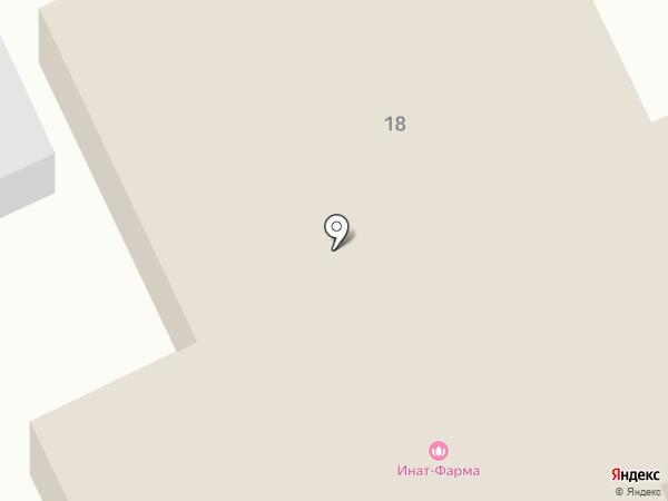 Tirebus на карте Апрелевки