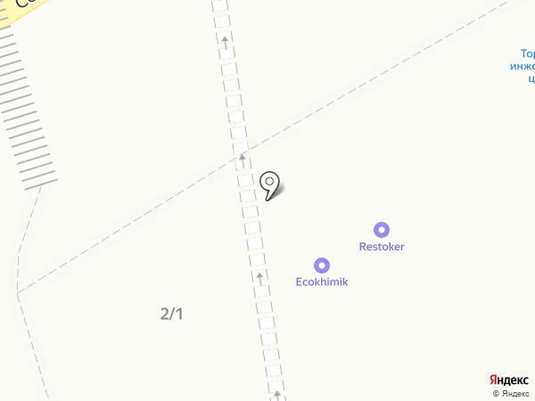 Атмосфера комфорта на карте Апрелевки