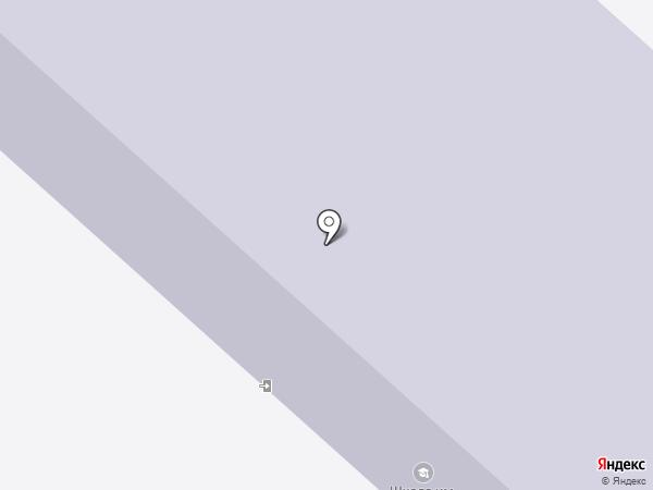 Средняя общеобразовательная школа им. 8 Марта на карте Поварово