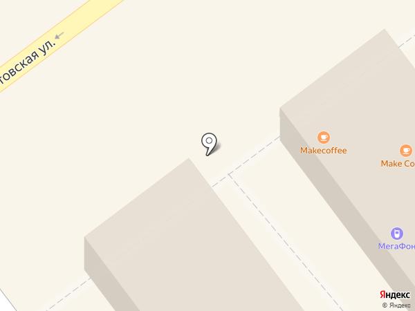 МегаФон на карте Апрелевки