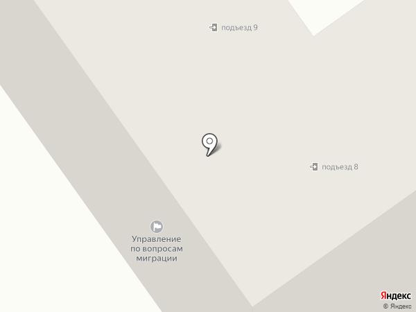 Мосэнергосбыт на карте Апрелевки