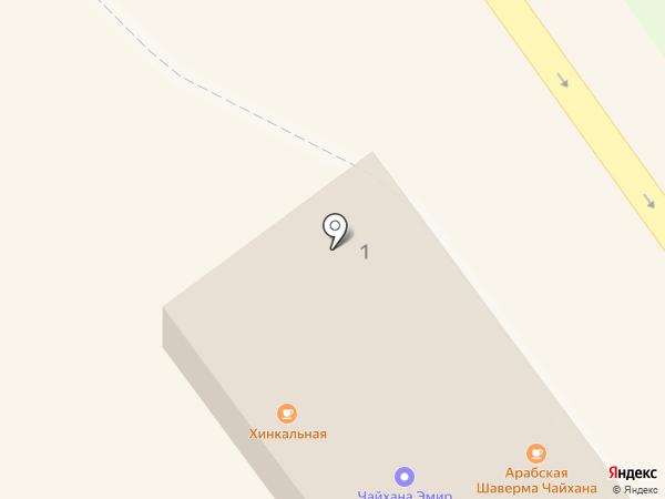 Кранъ-Штадтъ на карте Апрелевки