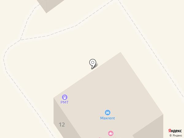Бюро швейных услуг на карте Апрелевки