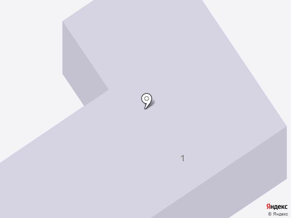 Средняя общеобразовательная школа на карте Поварово