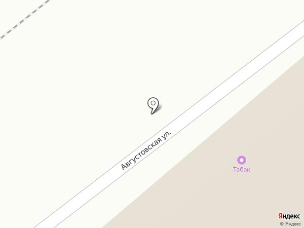 Гастроном на карте Апрелевки