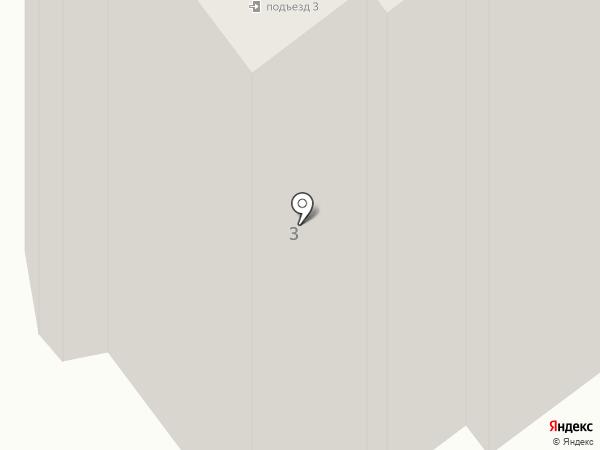 Валентинка на карте Апрелевки