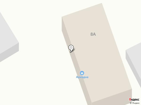 Арладна на карте Апрелевки