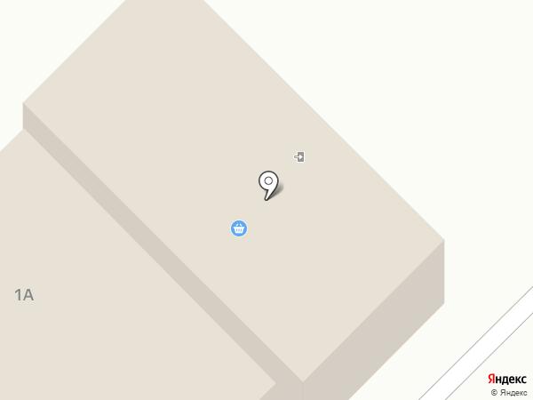 Московский хлеб на карте Апрелевки