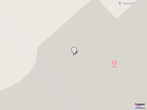 Дом быта на карте Апрелевки