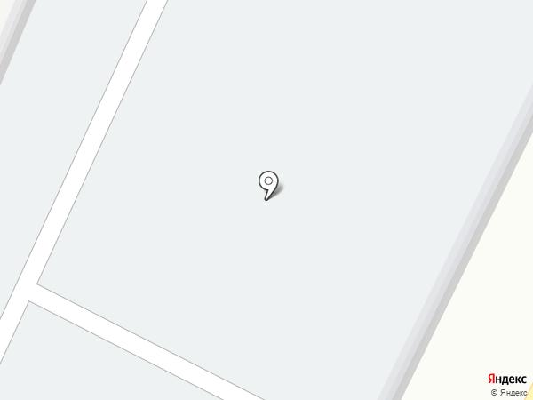 Автостоянка на карте Апрелевки