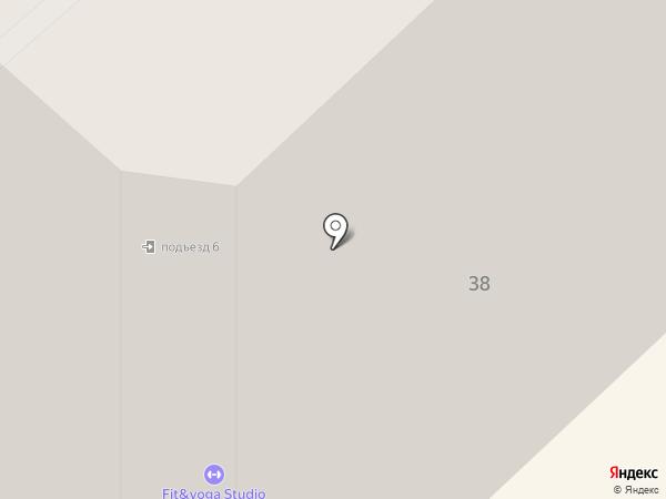 Обувной магазин на карте Апрелевки