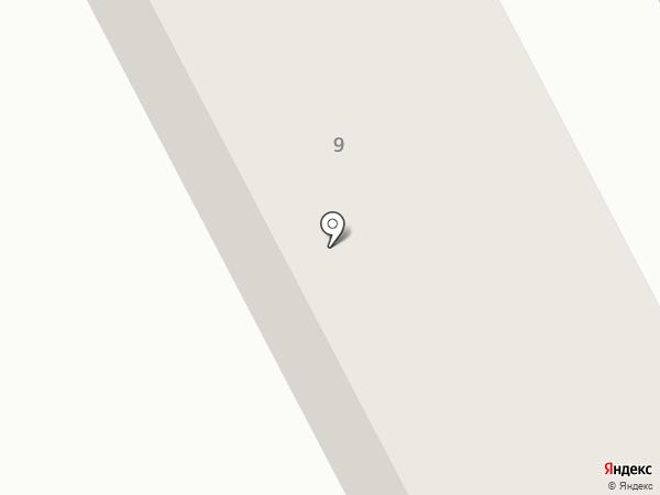 Апрелевка парк на карте Мартемьяново