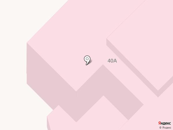 Поликлиника на карте Апрелевки