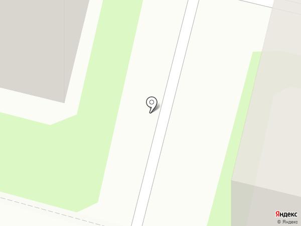 Amadey на карте Павловской Слободы