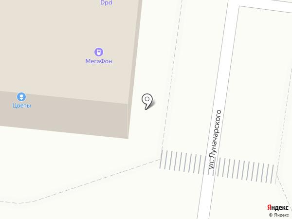 Магазин цветов на карте Павловской Слободы