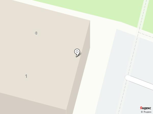 Почтовое отделение №143581 на карте Павловской Слободы
