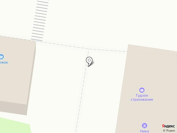 Элегия на карте Павловской Слободы