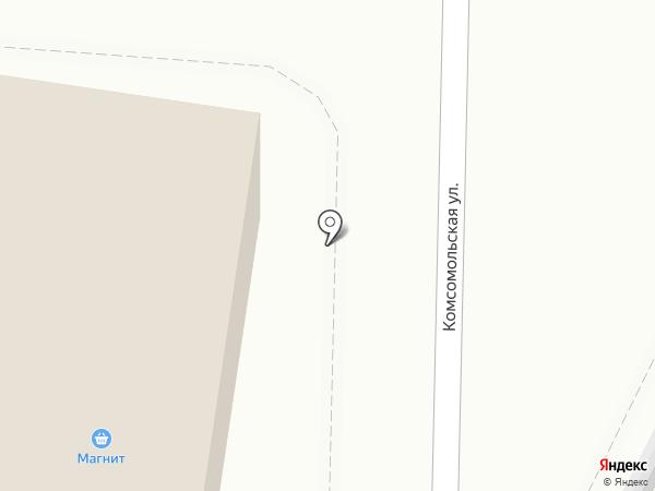 Магазин канцтоваров на карте Павловской Слободы