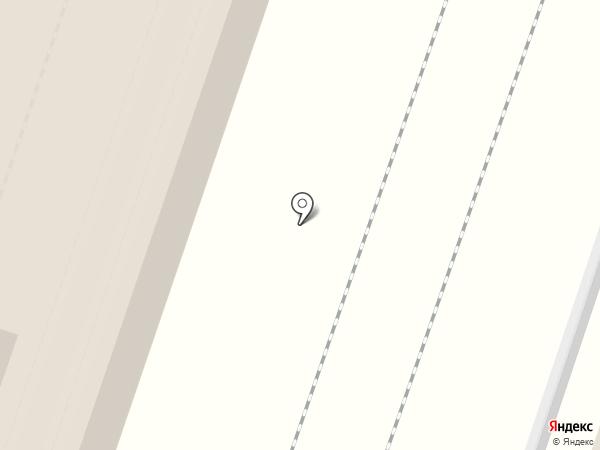 Победа на карте Апрелевки