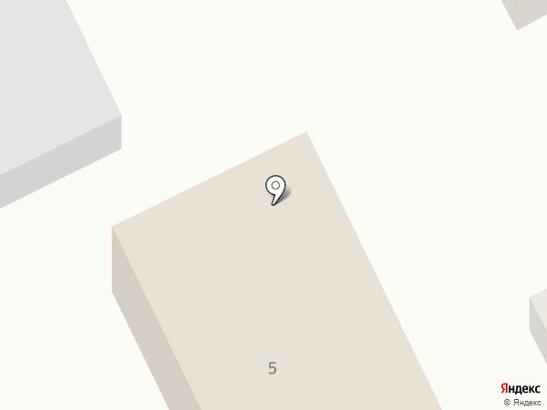 Почтовое отделение №143369 на карте Апрелевки