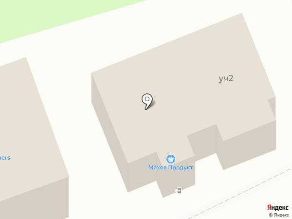 Магазин автозапчастей на карте Жаворонков