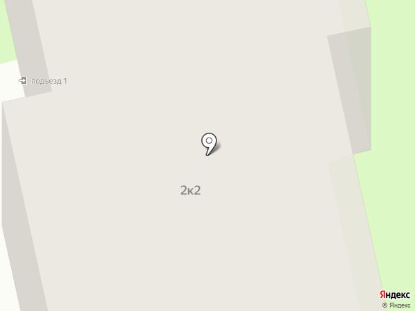 Сказка на карте Павловской Слободы
