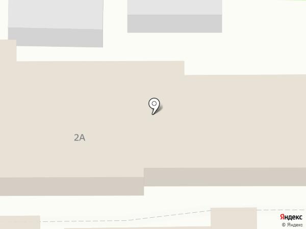 Первачок на карте Жаворонков