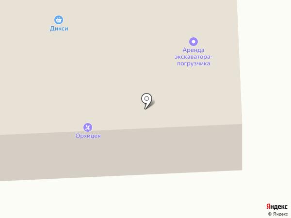 Магазин одежды и обуви на карте Жаворонков