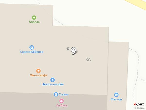 Союз Нивва на карте Голубого