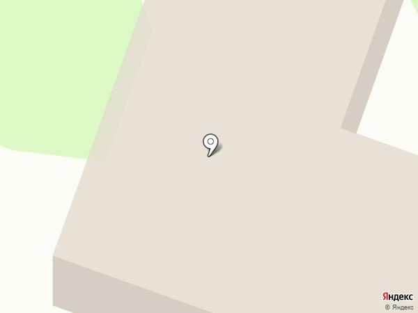 Мособлгидропроект на карте Дедовска