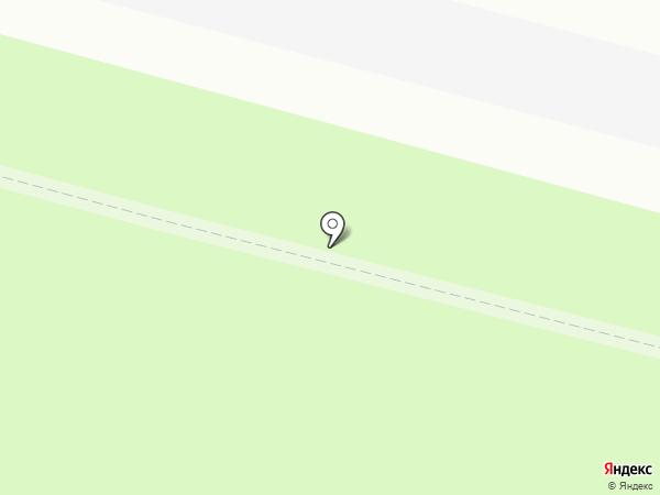 Миитовская на карте Дедовска