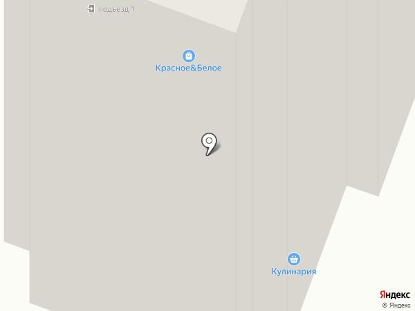Магазин овощей и фруктов на карте Дедовска