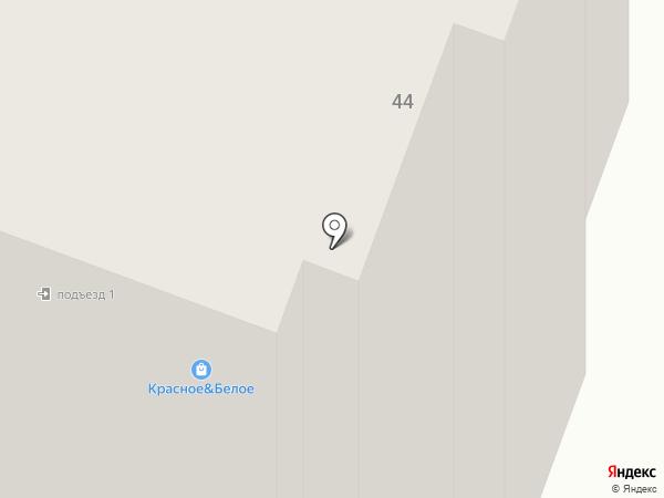 Магазин канцелярских товаров на карте Дедовска