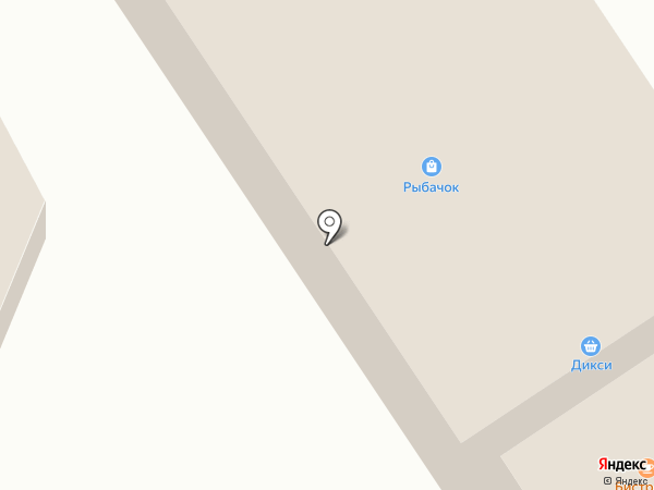 Магазин промтоваров на ул. Кресты д на карте Москвы