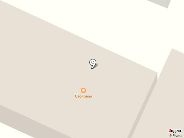 Ладога на карте Анапы